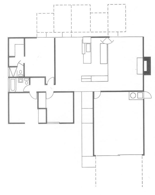 Eichler floorplan